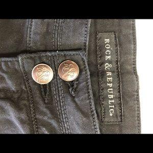 Rock&Republic women's jeans! Size 24!